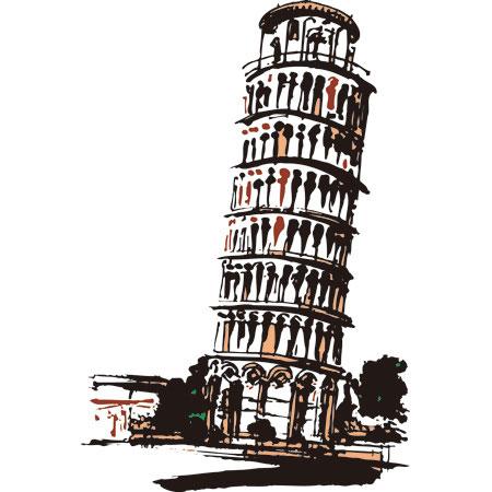 ピサの斜塔の画像 p1_9